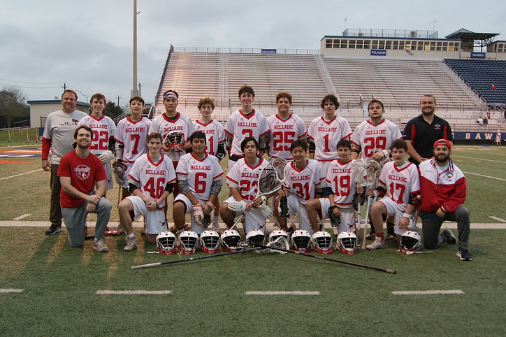 bellaire mens lacrosse