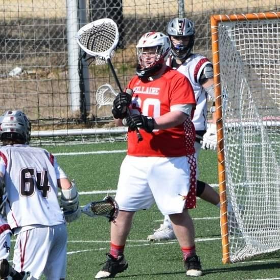 bellaire lacrosse goalie